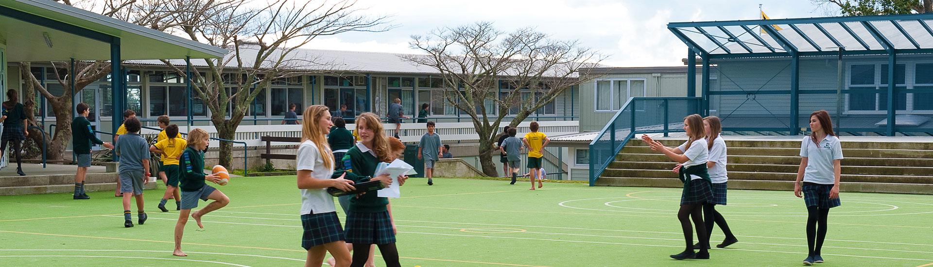 Intermediate schools in New Zealand videos